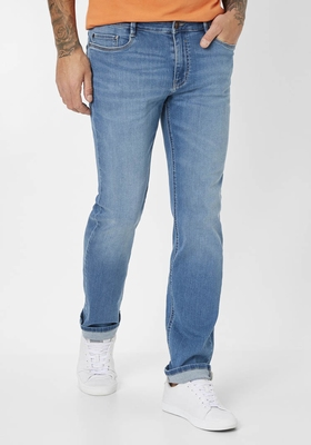 "Paddock's stretch jeans  "" Ben "" Light used"