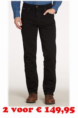 "Wrangler stretch jeans  "" Texas ""  Black"