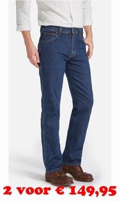 "Wrangler stretch jeans  "" Texas ""  Ultra dark"