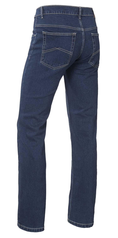 "Brams Paris stretch jeans  "" Burt ""  Dark stone"
