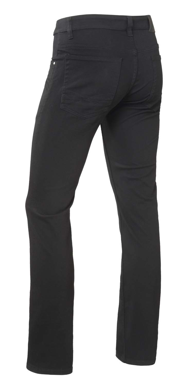 "Brams Paris stretch jeans  "" Danny ""  Black"