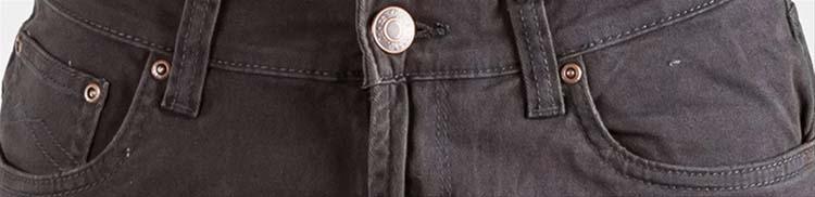 "Maskovick stretch jeans  "" Clinton ""  Antraciet"