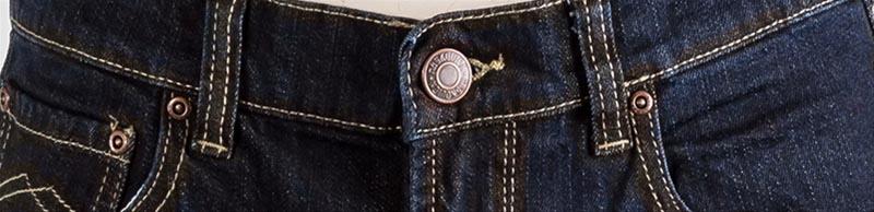 "Maskovick stretch jeans  "" Clinton "" Dark rinsed"