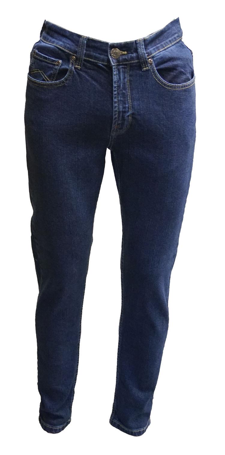 "Maskovick stretch jeans  "" Milano slim fit "" Dark stone"