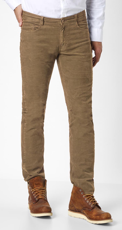 "Paddock's corduroy stretch jeans  "" Ben "" Camel"