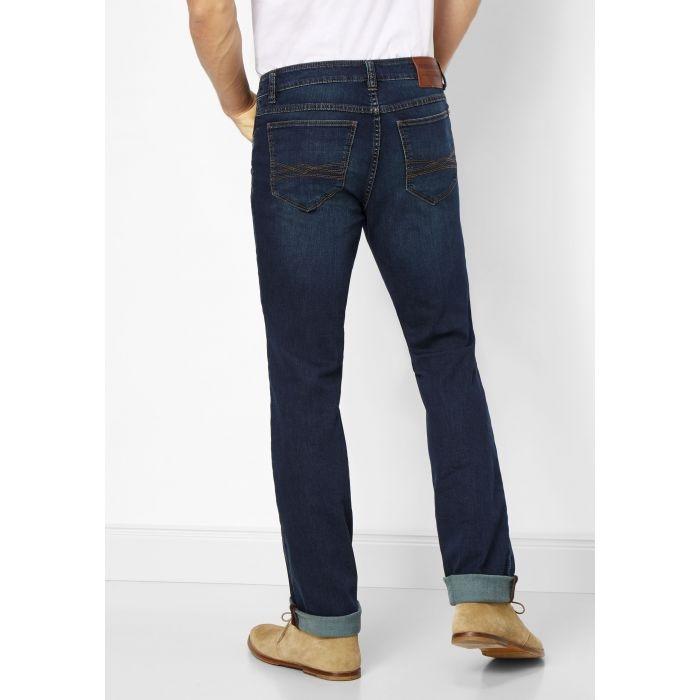 "Paddock's stretch jeans  "" Ben "" Dark stone"