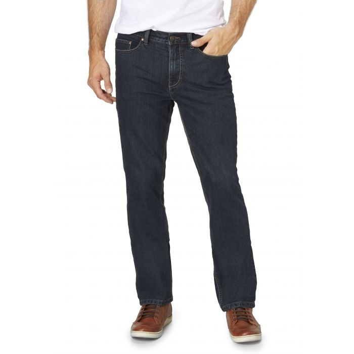 "Paddock's stretch jeans  "" Ranger ""  Blue / black"