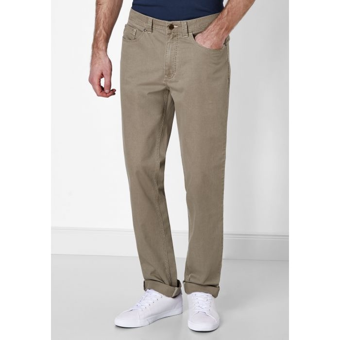 """Paddock's stretch jeans  """" Ranger pipe """" camel"""
