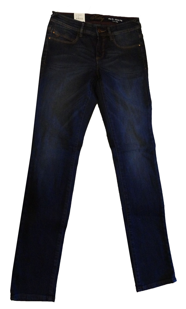 "Paddocks stretch jeans  ""  Kelly ""  Dark used"