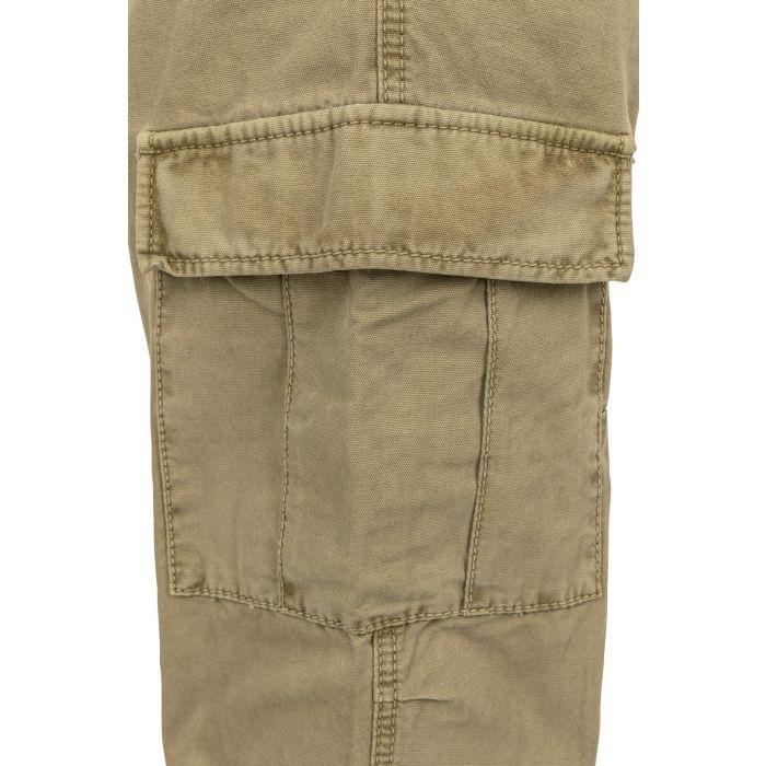 """Paddocks stretch jeans  """" Worker """"  Groen"""